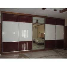 aristo lacquered glass wardrobe rs