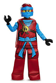 Lego Ninjago Costumes for Kids - Get the Best - Don't Forget Accessories!