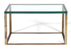 glass form furniture. american glass top open box form brass frame cocktail table 2 furniture r