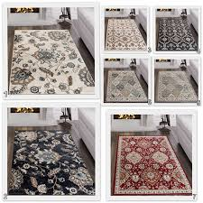 details about new large traditional rug extra large small area rugs floor mat durable carpet