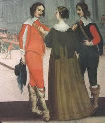 Rané Baroko A Doba Třicetileté Války Barokní Tanec