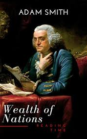 Amazon.com: Wealth of Nations (Crofts Classics) eBook: Smith, Adam, Reading  Time, Stigler, George J.: Kindle Store