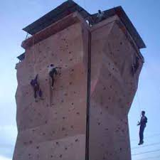 on artificial rock climbing wall in pune with artificial wall climbing in india wall climbing