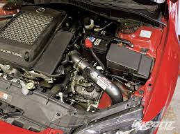 2007 mazda speed 6 performance upgrades import tuner magazine impp 0909 16 z 2007 mazda speed6 engine bay shot