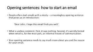 Writing Formal And Informal Emails M Van Eijk