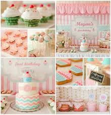 Cupcake Decorating Ideas For Birthday Party Decorating