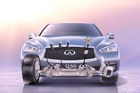 Infiniti Adaptive Front Lighting System Infinitis New Steering System Is A Big Step Forward Unless
