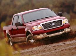 2007 ford f 150 4wd