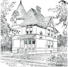 gingerbread house coloring sheet gingerbread house coloring sheet a fun filled house made of candy