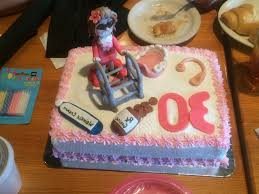 Funny 30th Birthday Cakes For Men