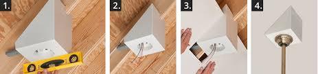 arlington fan fixture mounting boxes