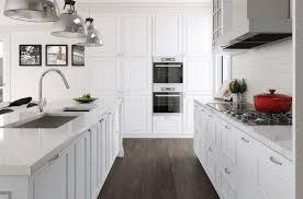 Popular Kitchen Cabinet Styles Kitchen Best All White Kitchen Design All White Kitchen With
