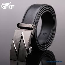 soft smooth belt men s leather belt authentic genuine leather automatic buckle flexible and convenient design