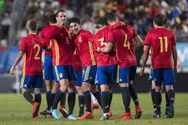 Fifa 21 mejores sub23 laliga smartbank. Spain U21 1 0 Iceland U21 2019 Euros Qualifier Goals As It Happened Match Report As Com