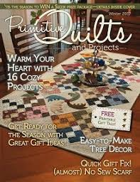 Winter 2017 - Primitive Quilts and Projects &  Adamdwight.com