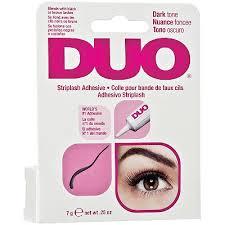 best eyelash glue. ardell duo lash adhesive dark best eyelash glue