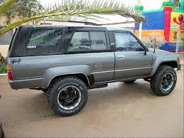 1989 Toyota 4Runner - Information and photos - MOMENTcar