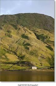 galway loch in connemara national park