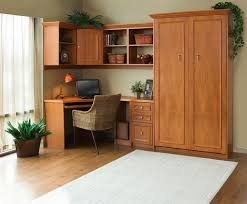home office murphy bed. Space Saving Solution Using Hide A Bed Ideas: Appealing Home Office Design With Built In Murphy I
