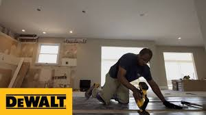 pros react dewalt 20v max xr cordless nailers staplers