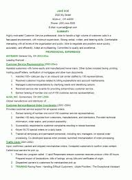Customer Service Objective Statements For Resumes Therpgmovie