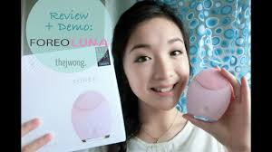 why the foreo luna is so good review demo lifeofjodes