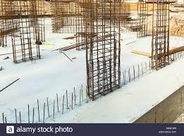 Reinforced Concrete Frame Design Design Of Reinforcement Cage Of Reinforcement For Concrete