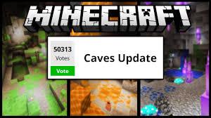 Minecraft CAVE Update Passed 50,000 ...