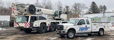 Boom Trucks The Empire Crane Co