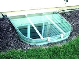 glass block windows cost basement window well basement window well installation glass block window installation cost