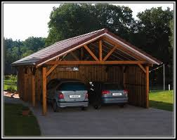 wooden carports for