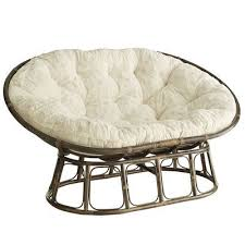 Double Papasan Chair $400 -- don't let the listed prices fool you,