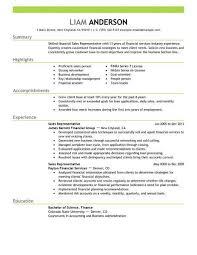 Sales Rep Resume Examples Resume