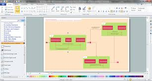 conceptdraw pro database modeling software   database diagram tool    database diagram tool