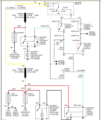 ford f wd and i wiring diagram relay switch starter