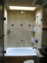 frameless bathtub shower doors new tub tub enclosure frameless hinged tub shower door