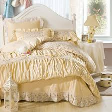 young adult bedding. Unique Bedding Korean Version Pinkbluegreen Spot Cotton Lace Bedding Set Queenking For Young Adult Bedding E