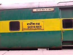 What Is The 12215 Delhi Mumbai Garib Rath Chart Preparation