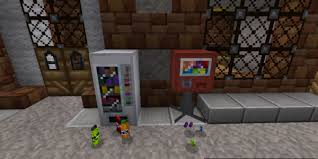 Vending Machine Mod Extraordinary Vending Machines Revamped Mod For Minecraft 44848 448484480 PC Java