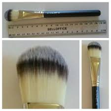 mac liquid foundation brush. mac 190 foundation brush makeup tool liquid