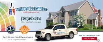 painting contractor interior painting exterior house painting ma and ri vision painting co