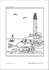 Small Picture 23 best Coloring Lighthouses images on Pinterest Woodburning