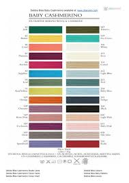 Ppt Debbie Bliss Baby Cashmerino Color Chart 2 Powerpoint