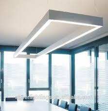 office light fixture. Interesting Light Office Unique Ceiling Light Fixtures  Aluminium Silber Led Leuchtstoffrhre  Bro Hngeleuchte Intended Fixture M