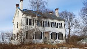 That place has been a horror show Bangor tar s abandoned house