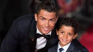 Cristiano Ronaldo e le pressioni sul figlio Cristiano JR, 10 anni: