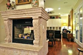 fireplace doors two way interior house ideas dream fireplaces photo plans