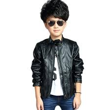 toddler boys leather jackets jacket new baby boy solid kids coats toddler boys leather jackets