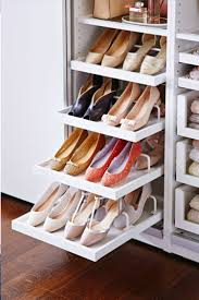 Interesting Shoe Storage Ideas With Along Plus Shoe Drawer in Shoe Storage  Ideas