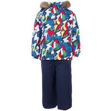 Купить детские <b>брюки</b> для мальчиков <b>Huppa</b> в интернет ...